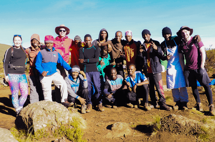Kilimanjaro, Tanzania Group Tour