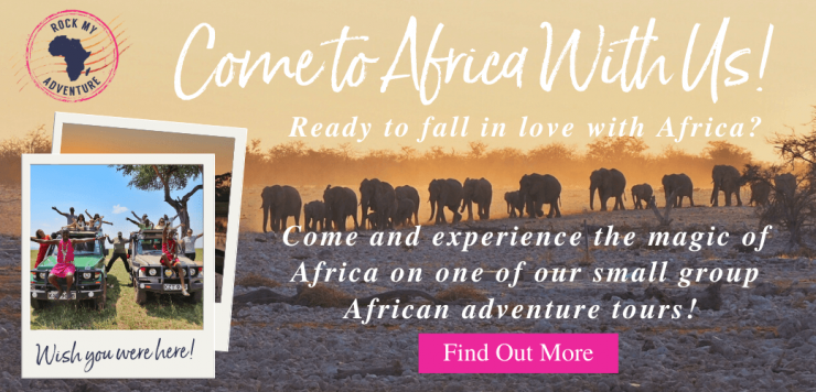 Solo Travel Tours in Africa