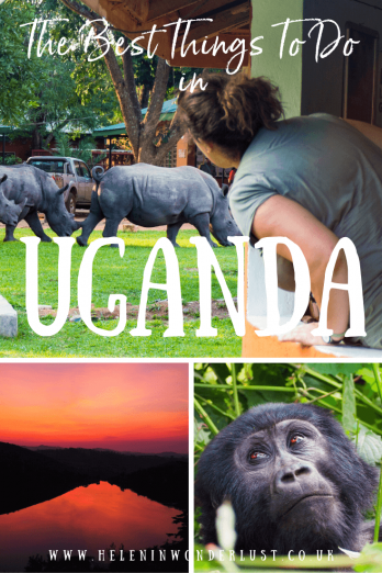 The Best Things to Do in Uganda