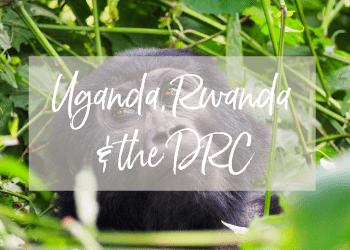 Uganda, Rwanda & DRC
