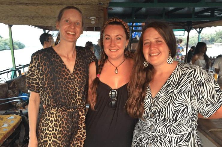 Zambia Sunset Cruise