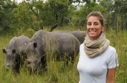 Visiting the Ziwa Rhino Sanctuary, Uganda