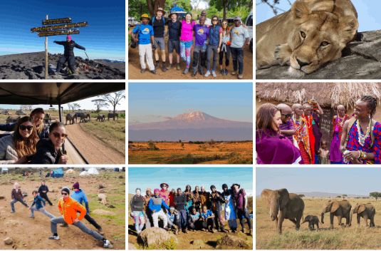 Mount Kilimanjaro Group Tour