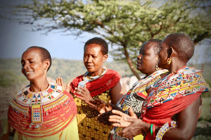Samburu Tribe, Northern Kenya