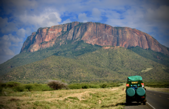 Mount Ololokwe, Northern Kenya Group Trip