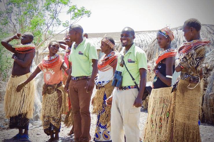 Northern Kenya Group Tour