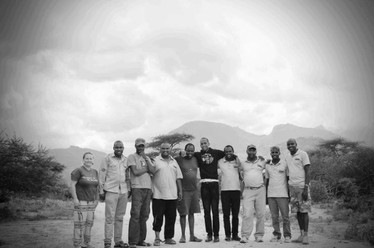 Mara Explorers Team in Northern Kenya