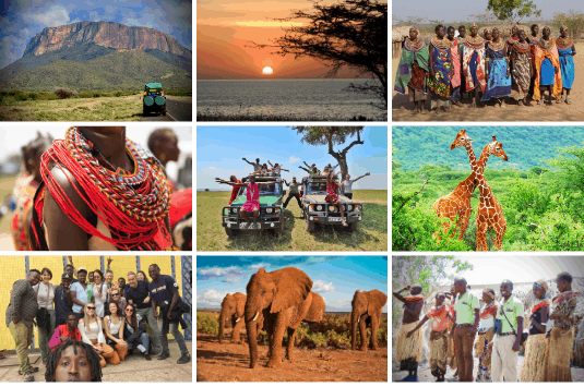 Northern Kenya Group Tour