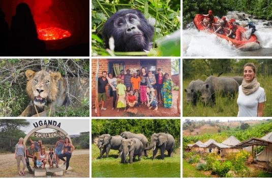 Uganda, Rwanda & DRC Group Tour