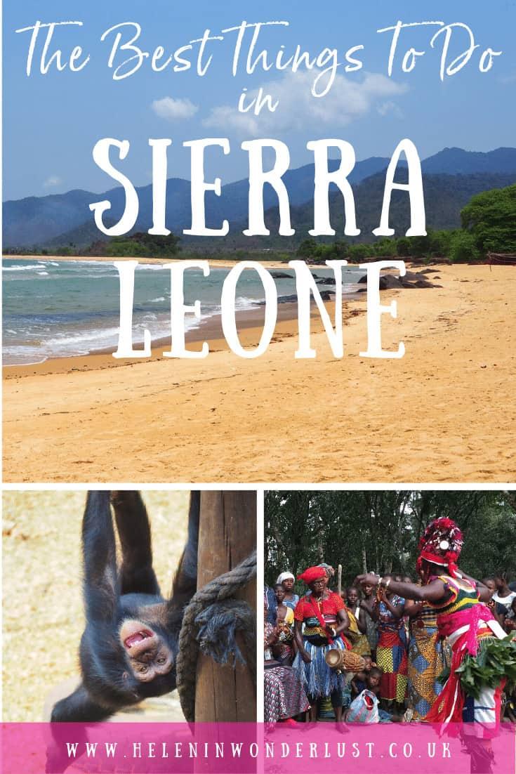 Best Things To Do in Sierra Leone
