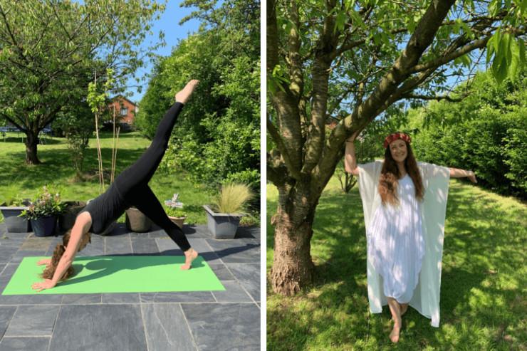 Helen Yoga Teacher Training