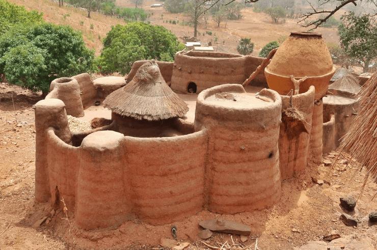 Tata Somba Village, Benin, West Africa
