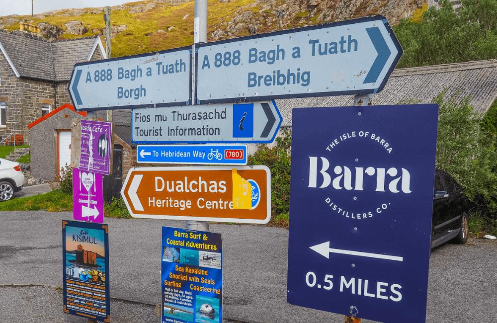 Barra, Outer Hebrides, Scotland