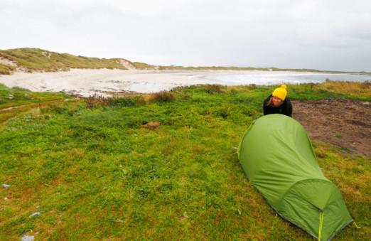 Culla Bay, Benbecula, Outer Hebrides, Scotland