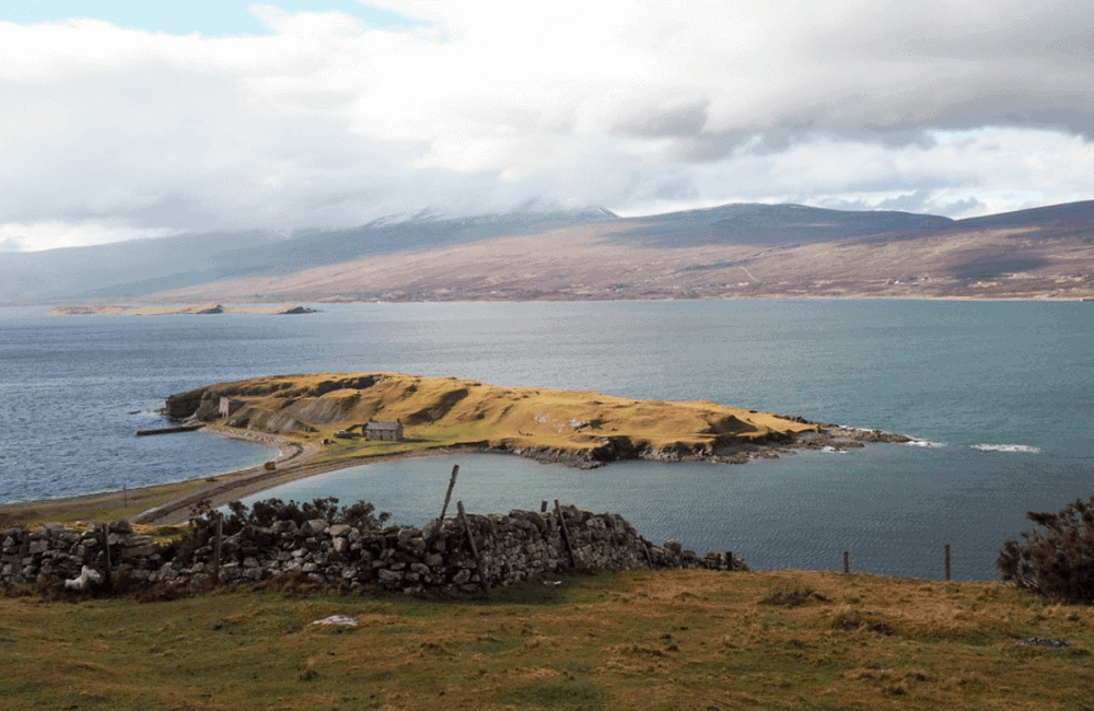 Loch Eriboll, North Coast 500, Scotland