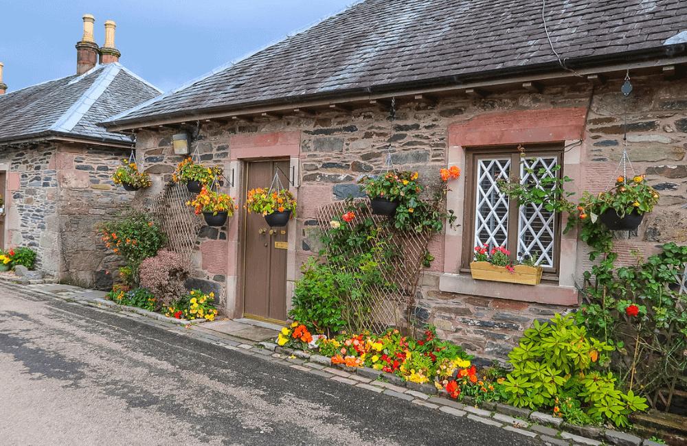 Luss, Scotland