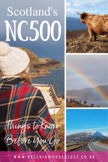 Things to Know Before You Travel Scotland's NC500 - Useful Tips to Help You on Your Journey Along the North Coast 500