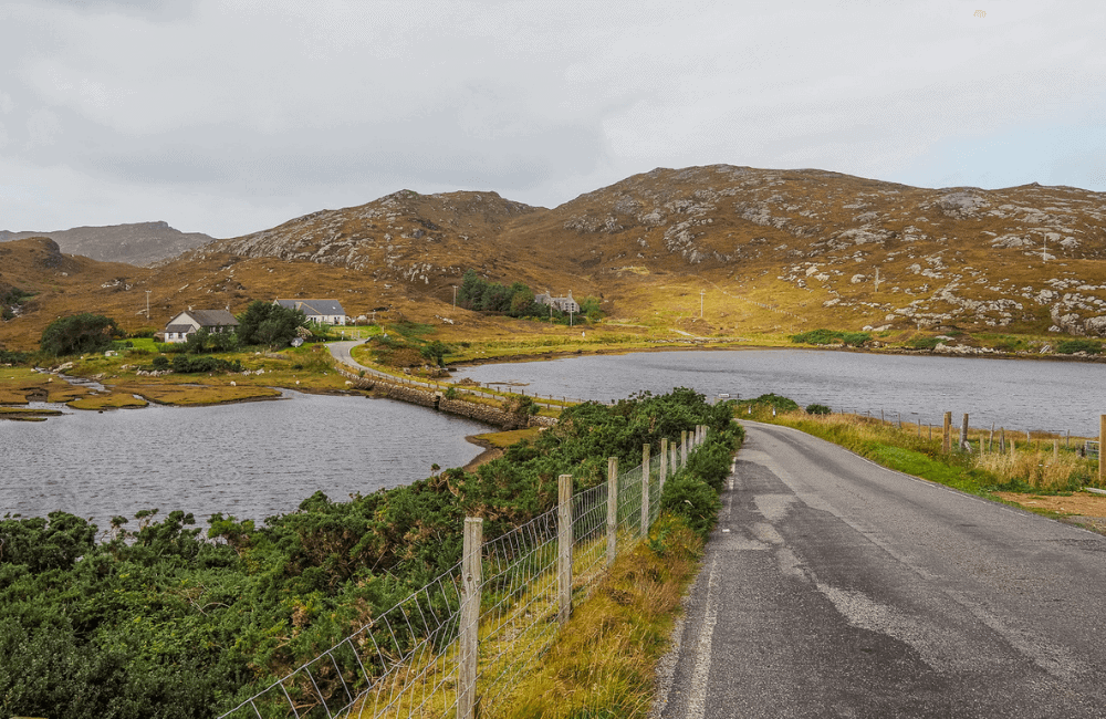 Vatersay, Outer Hebrides, Scotland