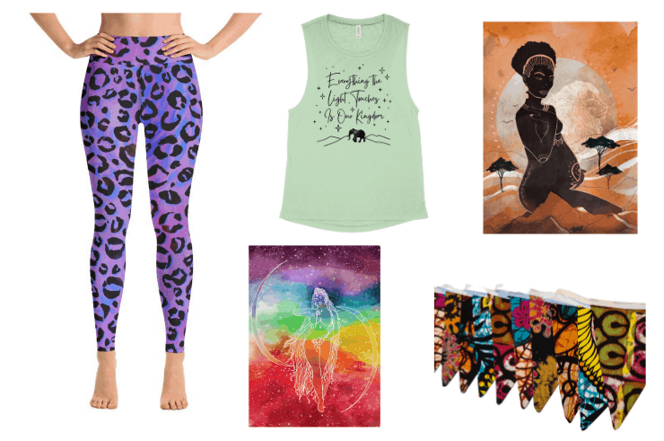 Africa & Wild - Clothing, homeware, accessories, and art prints inspired by Africa, travel, the wild, and the cosmos!