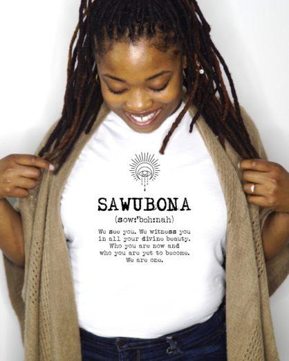 Sawubona T-Shirt