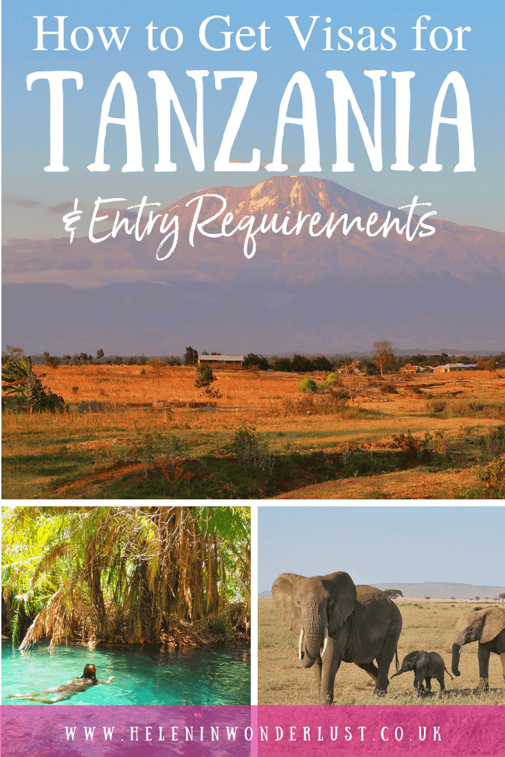 How to Get a Visa for Tanzania & Entry Requirements Explained