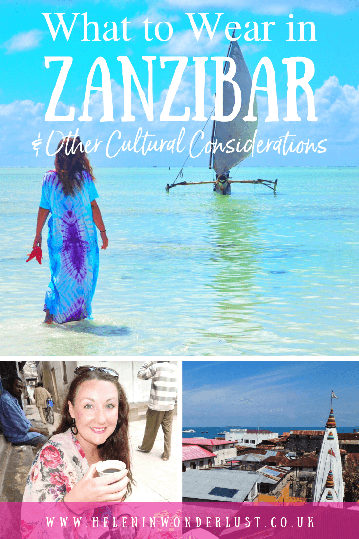 What to Wear in Zanzibar & Other Cultural Considerations
