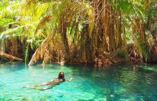 Chemka Kikuletwa Hot Springs Tanzania