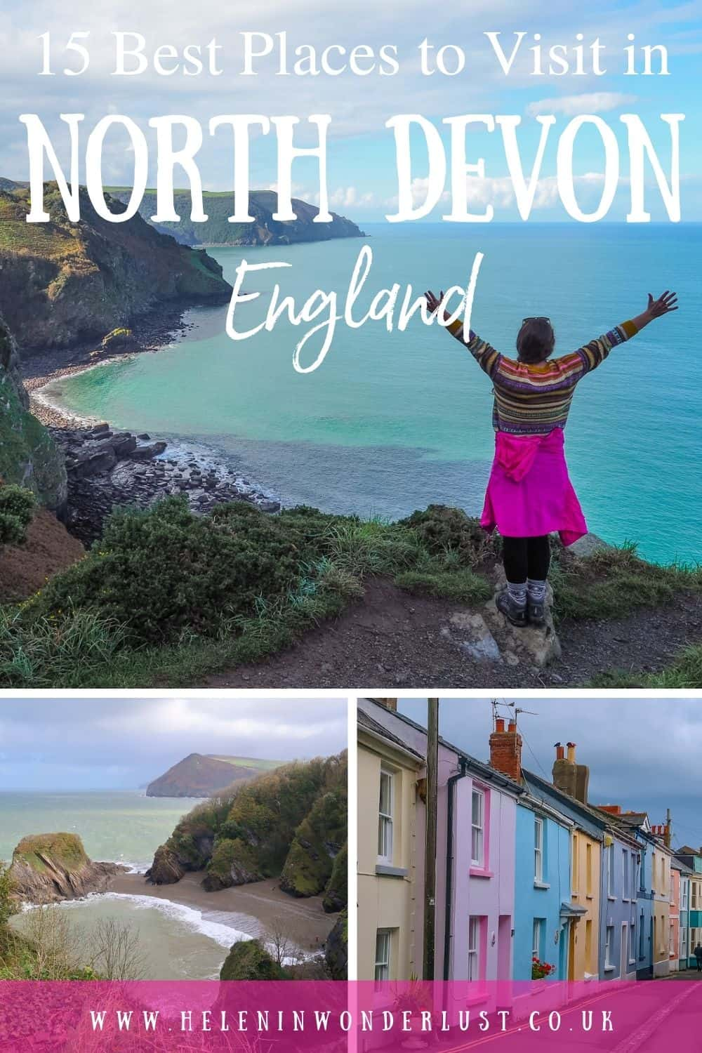 The 15 Best Places to Visit in North Devon, England