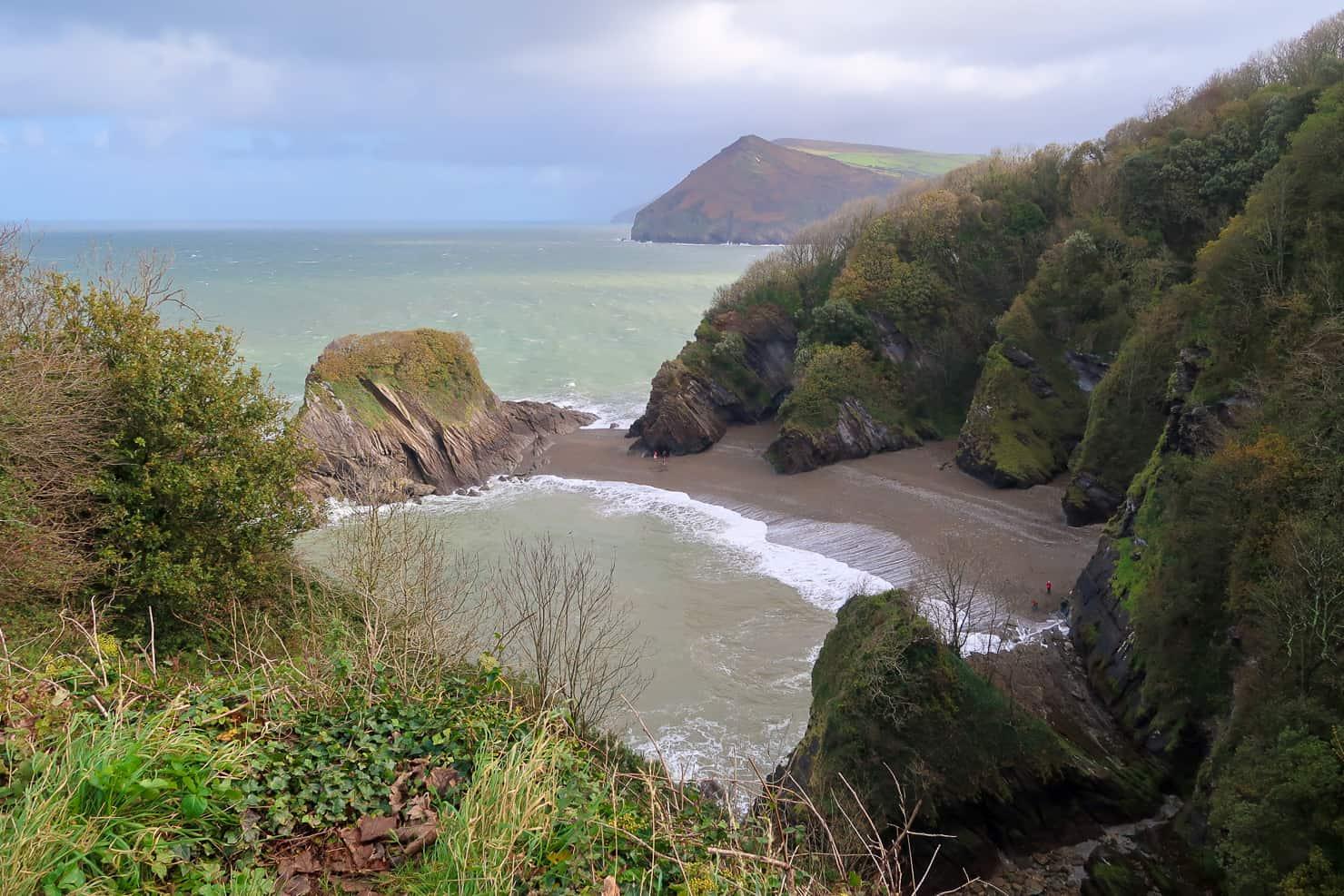 Broadsands Beach - North Devon
