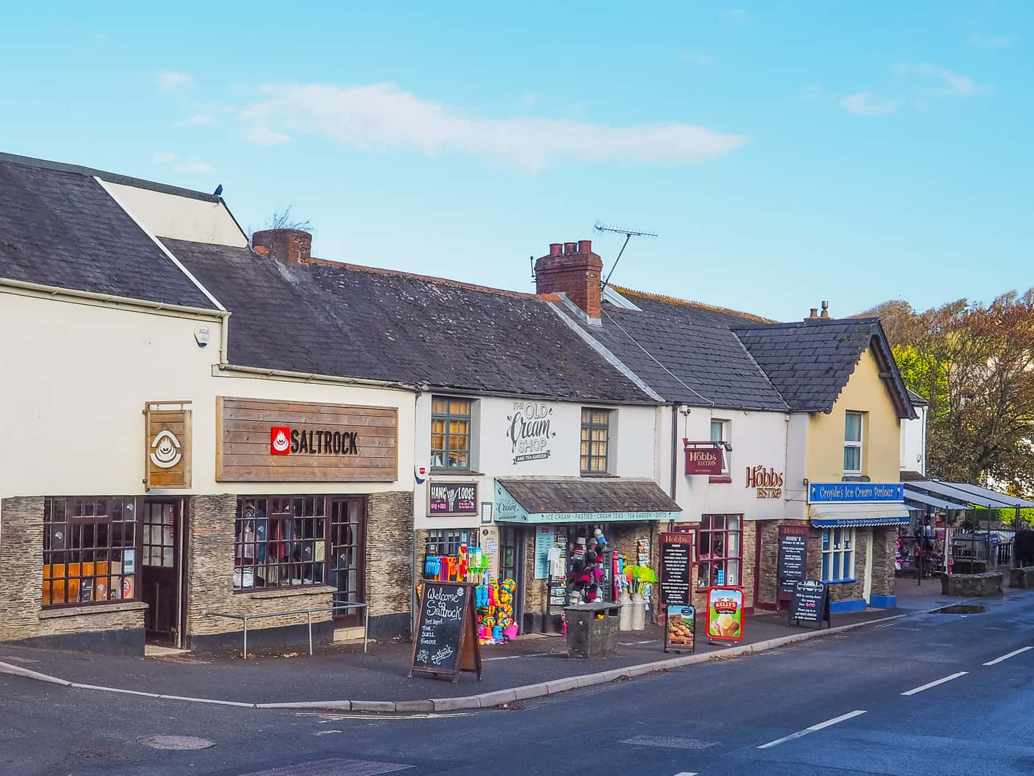 Croyde North Devon