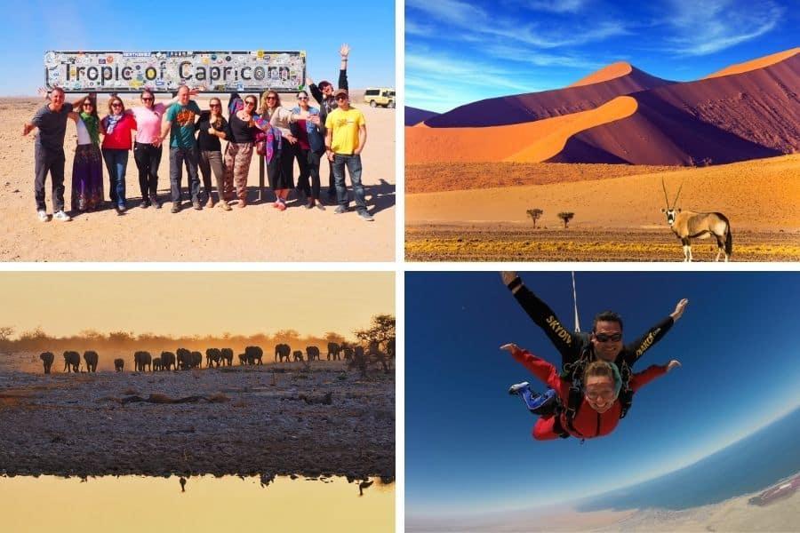 Namibia Group Tour