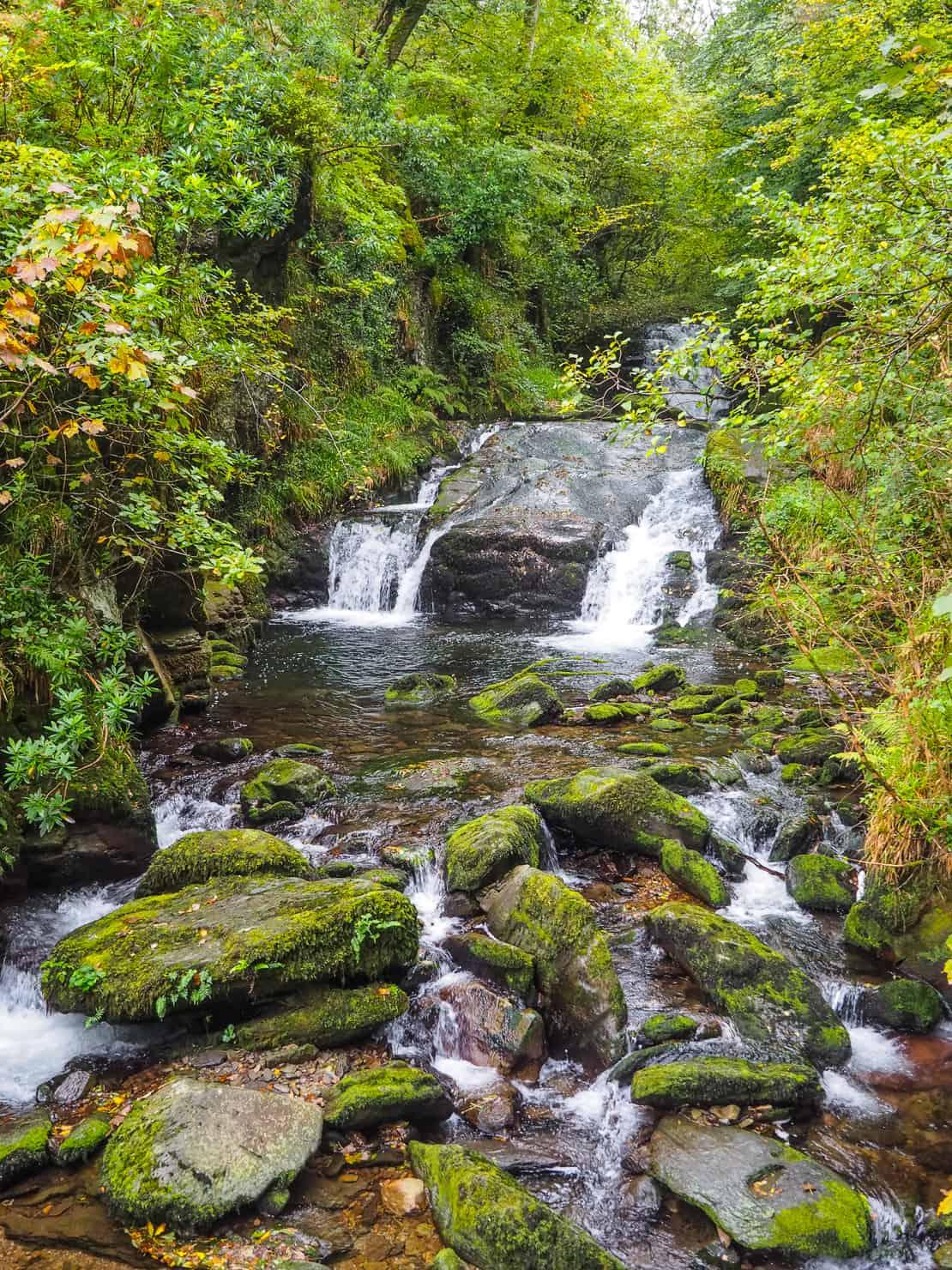 National Trust - Watersmeet - North Devon