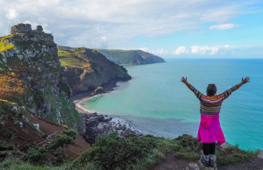 Valley of the Rocks - North Devon