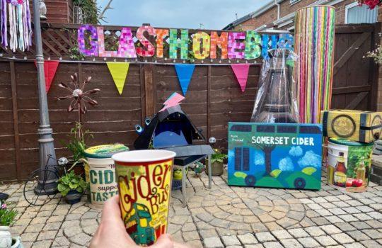 Glasthomebury Ideas: How to Recreate Glastonbury at Home
