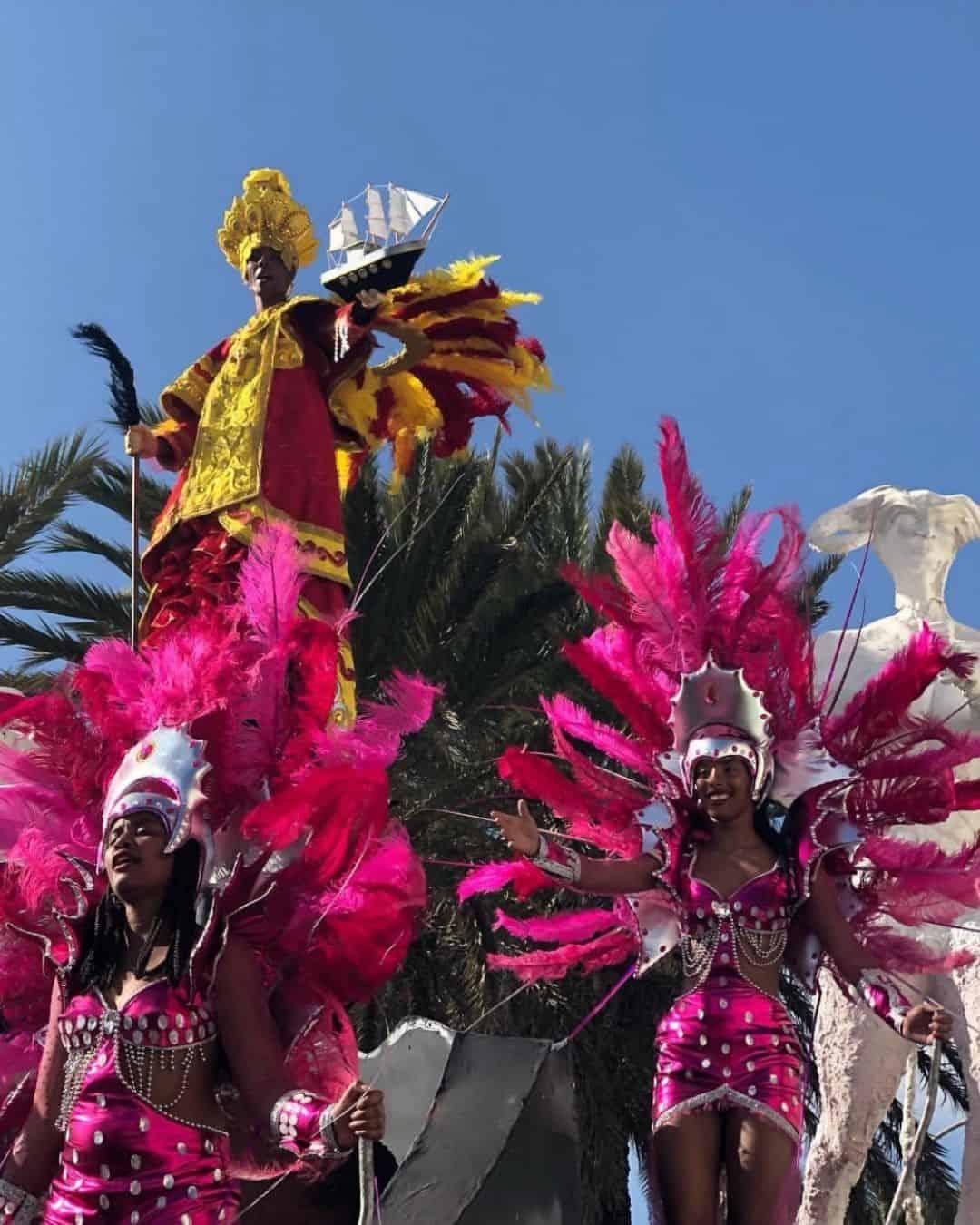 Carnaval de Cabo Verde San Vicente
