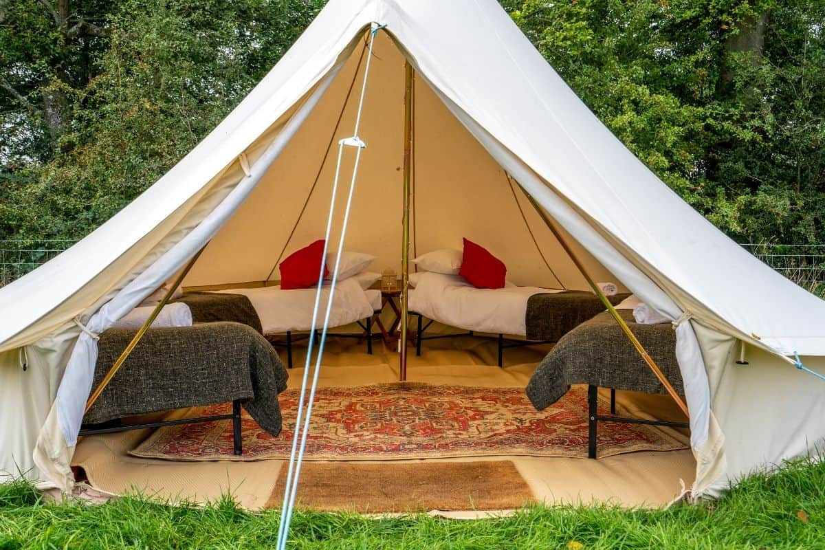 Camp Eden - Glamping in the Lake District