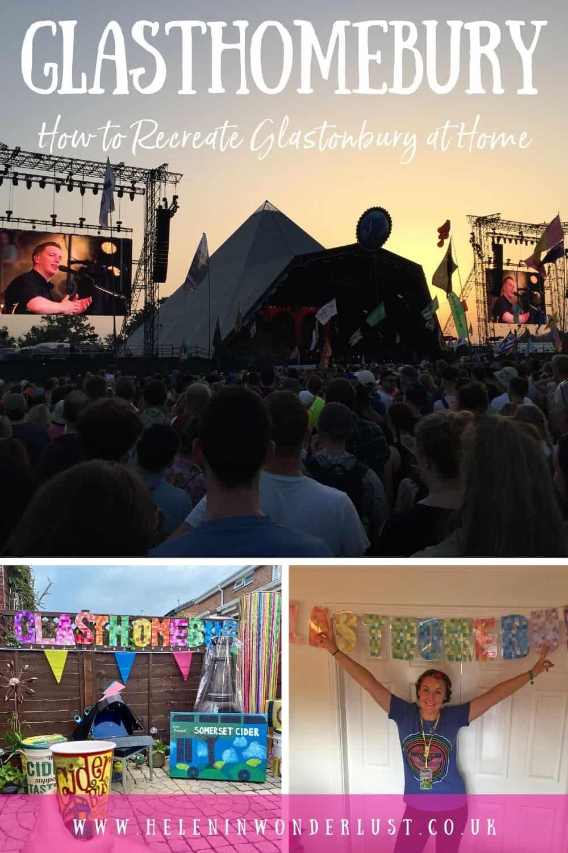 Glasthomebury Ideas How to Recreate Glastonbury Festival at Home