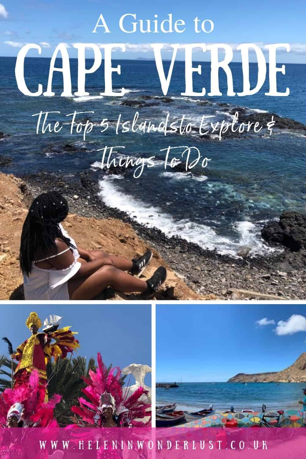 Top 5 Cape Verde Islands to Explore & Things To Do