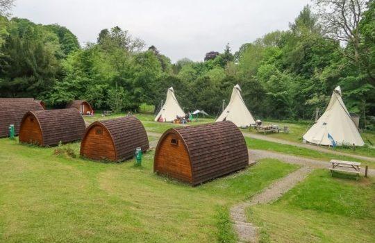 YHA Hawkshead - Glamping in the Lake District