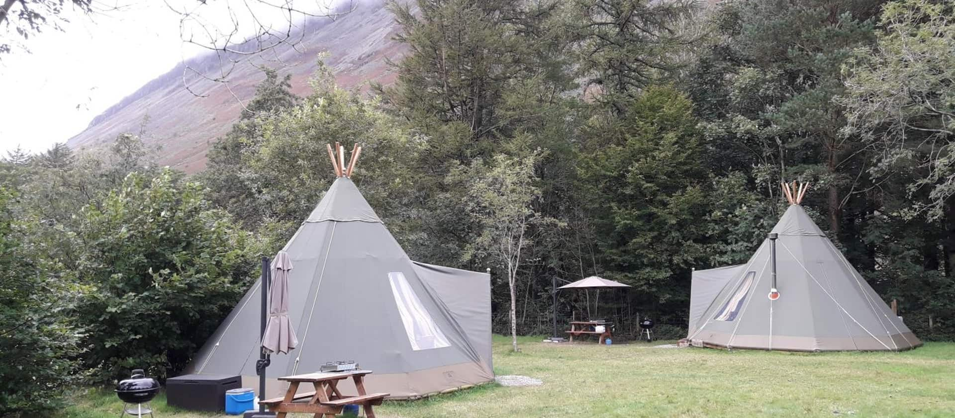 Wasdale Tipis - Glamping in the Lake District
