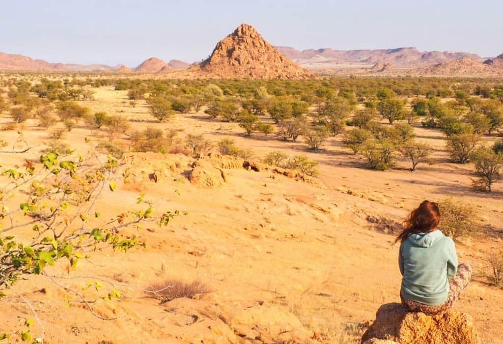 Damaraland in Namibia