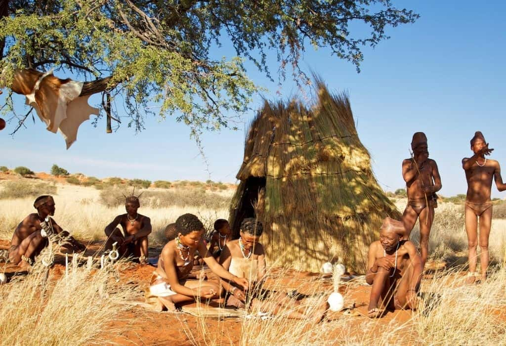 Bagatelle Ranch - Kalahari Desert