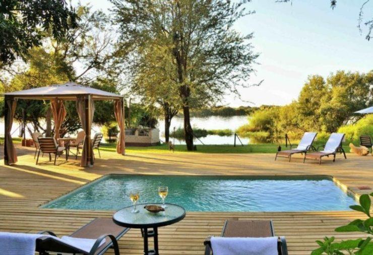 River View Lodge, Kasane - Botswana