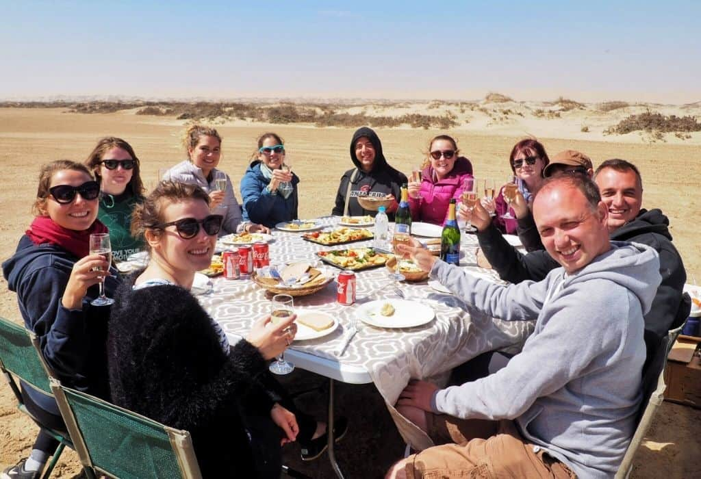 Rock My Namibia Adventure 2018