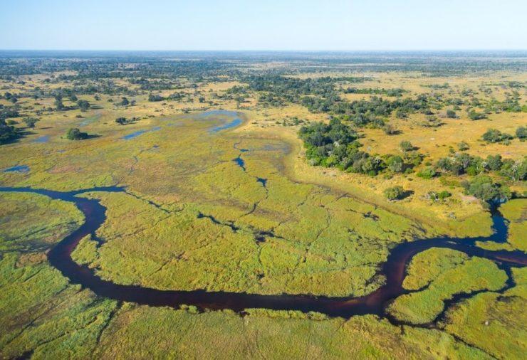 The Okavango Delta - Botswana