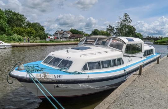 Norfolk Broads Boat Hire
