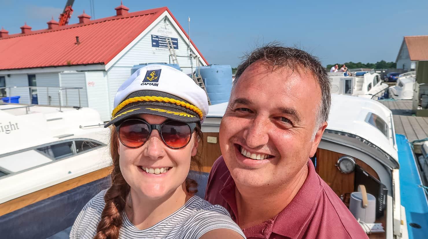 Norfolk Boards Boat Trip
