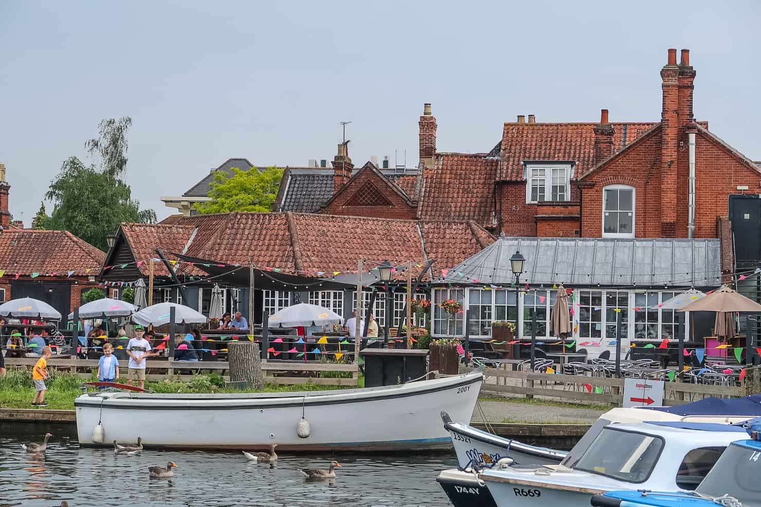Wroxham & Hoveton Norfolk Broads