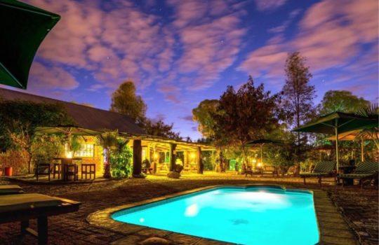 Urban Camp Windhoek